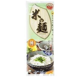 ゆきひかり米で造った 米の麺