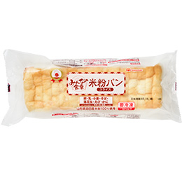 【冷凍】みんなの食卓 米粉パン スライス 340g