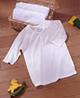 アトピタベビー用保湿肌着【ワンボタンシャツ】2枚組 90cm