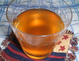 りんご酢スカッシュ