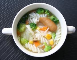 もぐもぐブイヨンの野菜スープ