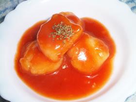 ニョッキのトマトソース煮込み